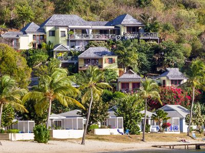 Photo for Twinkle, 1 Bed, A/c, Tv, Wifi, Sandy Galleon Beach, Views, Kitchen, Bathroom