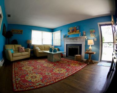 Photo for Cozy, Dog-friendly Duplex At The North End Short Walk To The Beach!