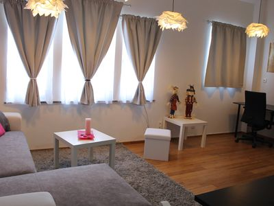 Photo for Nice apartment between the Atomium and the city center