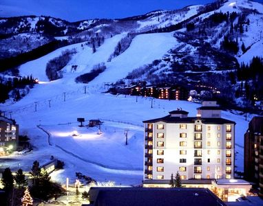 Sheraton Steamboat 2BR, 2BA Villa For New Years Week! (100% Ski-in/Ski-Out)