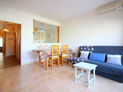 Photo for Very nice apartment just 10 minutes walking from the beach and the city center.