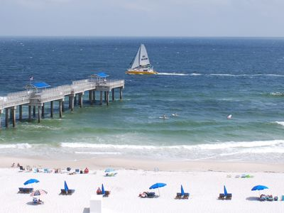 Photo for Million Dollar Beach View Corner Unit Orange Beach