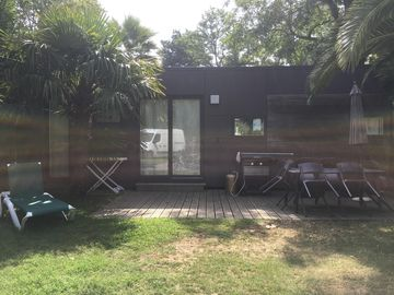 SUPERB MOBILE HOME TAOS- Camping LA SIRENE ***** ARGELES SUR MER
