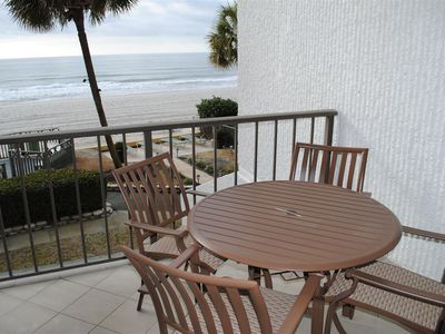 Photo for *Oceanfront* Priced Right, Large, Brigadune #2C-Shore Drive Myrtle Beach SC