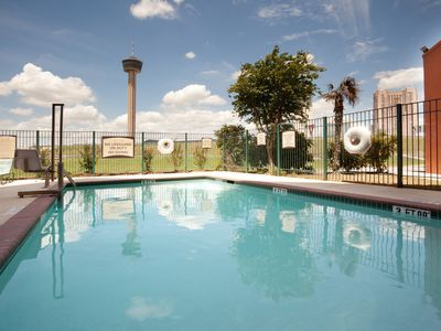 Photo for Free Breakfast + Outdoor Pool + 24-Hour Business Center | Only 3 Blocks from Gonzalez Convention Center