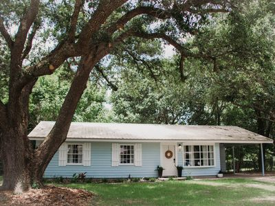 Photo for Charming Mid Century Home 3 blocks to Beach <2 miles to Downtown! Pets Welcome!
