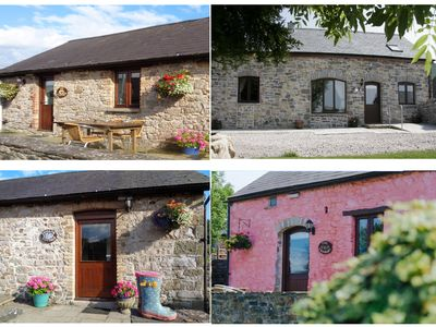 4 Well-Equipped  Barn Conversions On Working Farm Near The Coast