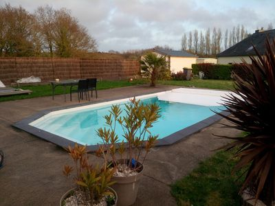 Photo for 4BR House Vacation Rental in Sainte Hélène, Bretagne