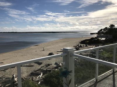 Lincoln City/Hwy18 is open and clear! Bayfront Condo on the Beach/Ocean View !