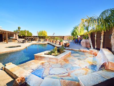 Photo for Monroe Estates | Poolside Perfection with Mass Appeal Just off the L.V. Strip