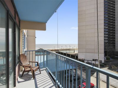 Photo for FREE DAILY ACTIVITIES INCLUDED!! PREMIER OCEANFRONT CONDO COMPLEX -  Come relax in this premier oceanfront condominium complex