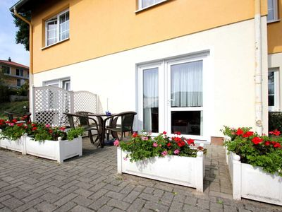 Photo for A 01: 43 m², 2-room, 3 pers., Terrace (type A) - F-1087 Haus Dornröschen in Göhren