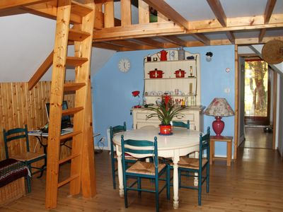 Photo for Chalet for 2 people in a large property.