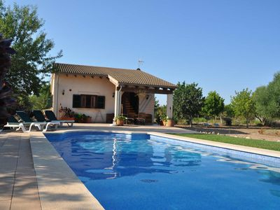 Photo for Bia Petit, countryhouse in Campanet, Mallorca