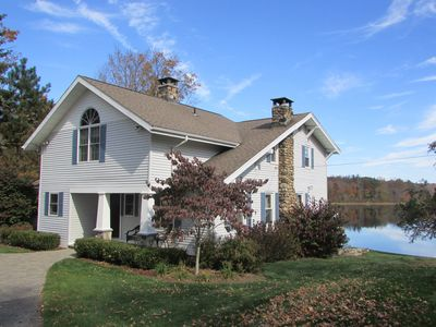 Complete Privacy, Tranquil Waterfront in the Litchfield Hills