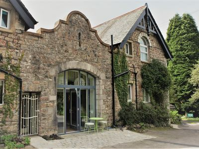 Photo for Luxury Stone Built Contemporary Coach House In The Coastal Village Of Arnside, C