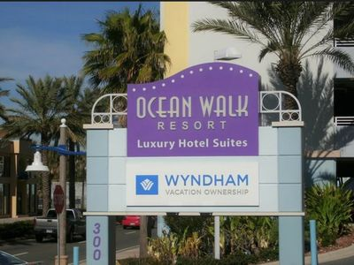 Photo for Daytona Ocean Walk: the perfect destination for family vacations!