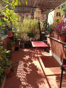 Photo for Delightful House with Terrace in Rome