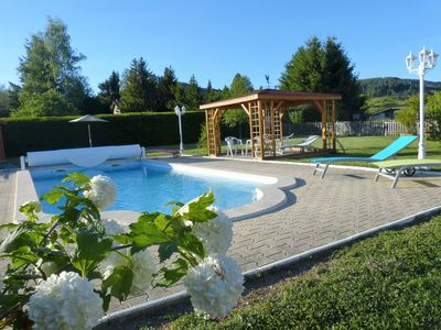 "Photo for ""LA CAMPAGNARDE"" holiday cottage for 4 persons with swimming pool"