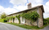 The property was exactly what you would want from a French country cottage - so full of character