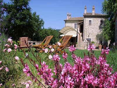 Photo for Apartment Relais l'Antico Convento  in Umbertide, Umbria - 2 persons, 1 bedroom
