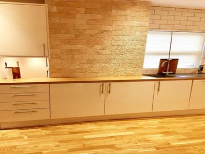 Photo for Spacious 2 bedroom apartment with view - Newhaven