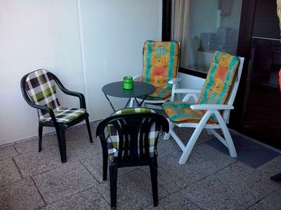 Photo for Apartment / app. for 2 guests with 34m² in Burgtiefe-Südstrand (28769)