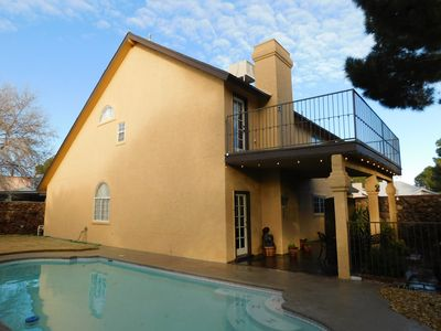 Photo for Swimming Pool 4 Bedroom:East side, Near Airport/Fort-Bliss and Shopping Centers