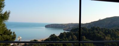 Photo for Three-room apartment up to 6 people at Residence Nido Verde on the Gargano