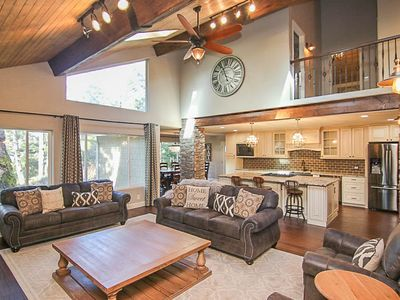 Photo for Sauna, Hot Tub, King Suite, Game Room and More in this Ocean View Home