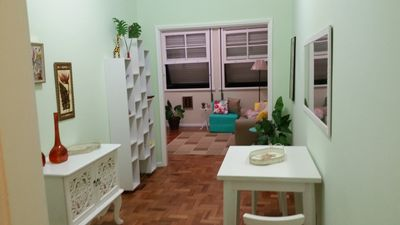 Photo for Low Season! Promotional rates!  Beautiful apartment in Copacabana.