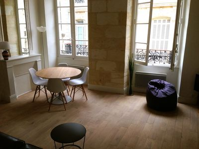 Photo for Nice 1 bedroom apartment located in the very heart of Bordeaux