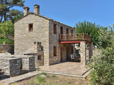 Photo for Oliveland House - Traditional stone built cottage