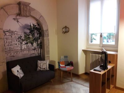 Photo for One bedroom apartment in the historical centre, at just 600m from Duomo Square