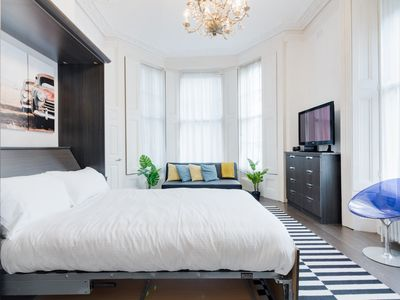 Photo for Modern Apartment by Central London - Next to Tube Station