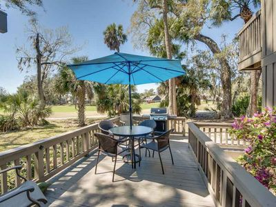 Photo for Water Oak 27: 2 BR / 2.5 BA villa in Hilton Head Island, Sleeps 8