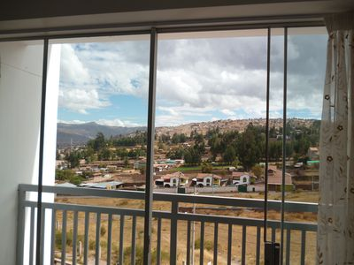 Photo for Furnished 115m2 apartment in Cusco (inka city) PERU
