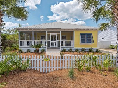 Photo for Cozy Home ~ Gulf Mist subdivision in Beautiful Seagrove Beach!!