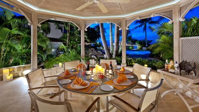 Photo for 3 Bedroom Barbados Villa Located On The Beautiful Gibbs Beach With Communal Pool