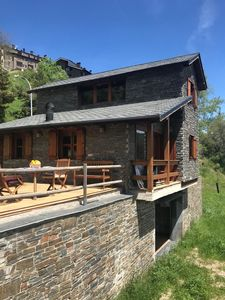 Photo for Beautiful and cozy house for up to 7 occupants in La Molina sun and views.