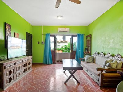 Photo for NEW LISTING, NEW AC, 2 BR STEPS TO BEACH AND NIGHTLIFE IN ZONA ROMANTICA!