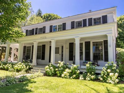 Photo for This house is a 4 bedroom(s), 2.5 bathrooms, located in Manchester, VT.