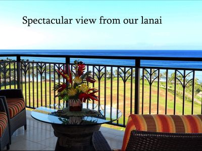 Photo for Panoramic Ocean view 15th Fl Private Penthouse Beach Villas at Ko Olina (21501