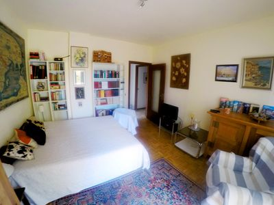 Photo for Beautiful apartment 10 minutes from city-center