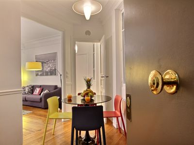 Photo for Spacious 1BD/1 BTH near the Louvre Museum