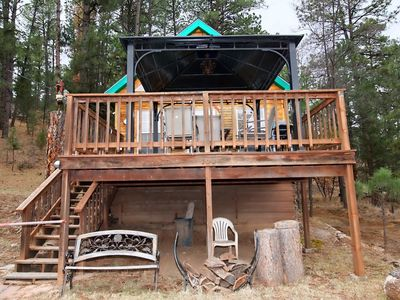 Photo for High Mountain Cabin - Cozy Cabins Real Estate, LLC.