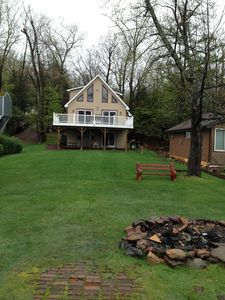 Newly Renovated Lakefront Chalet!