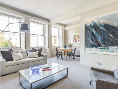 Photo for Onslow Gardens XIX - luxury 1 bedrooms serviced apartment - Travel Keys