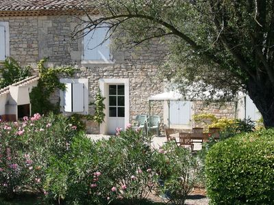 Photo for Charming cottage for eight people. in the Camargue with communal pool