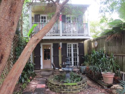 Photo for Whole House- One Block To Frenchmen Street - With Courtyard!